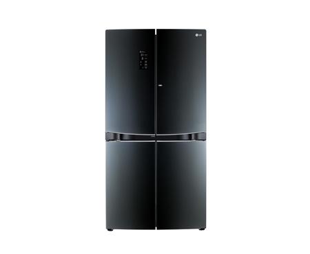 4 Door Refrigerator with DualDoor-in-Door provides more ways to use your space!