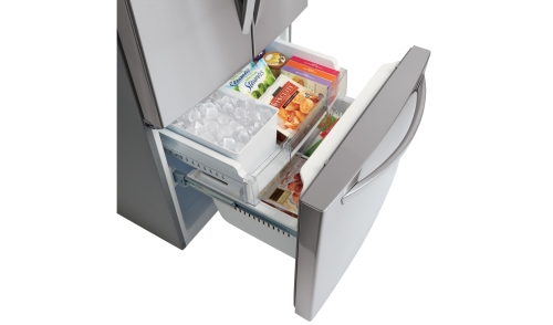 Model: LFDS22520S   LG 22 cu.ft. French Door Refrigerator