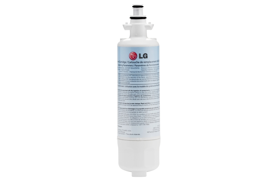 6 month / 200 Gallon Capacity Replacement Refrigerator Water Filter (ADQ36006101)