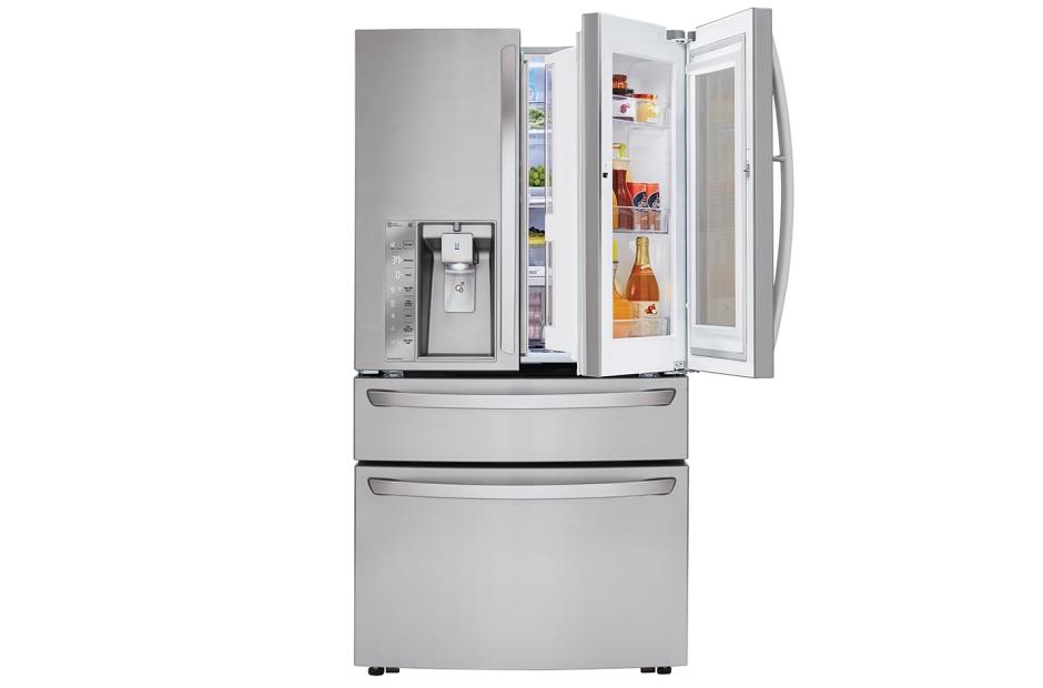 30 cu. ft. InstaView™ Door-in-Door® Refrigerator