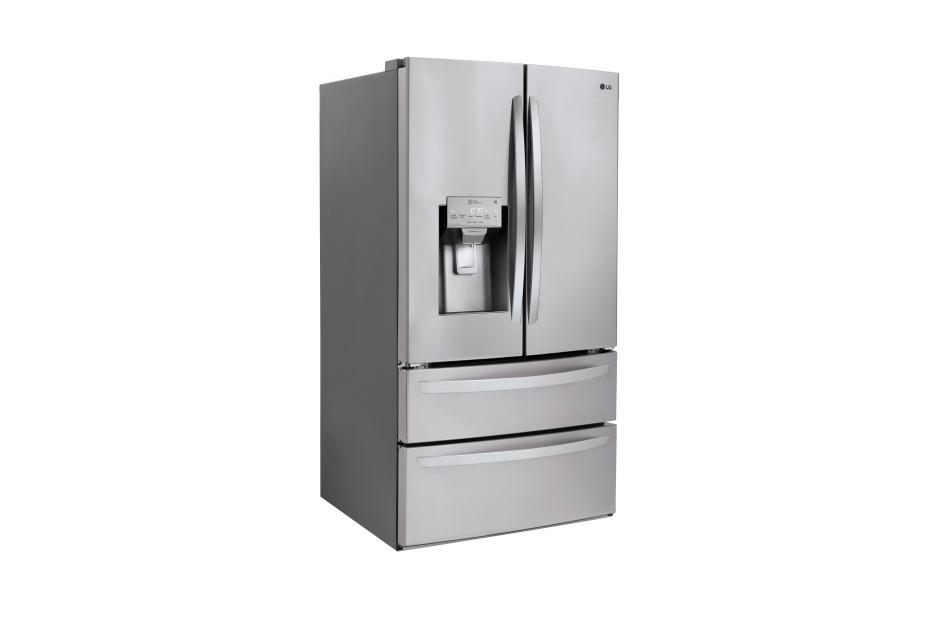 Lg Lmxs28626s 28 Cuft Capacity 4 Door French Door Refrigerator
