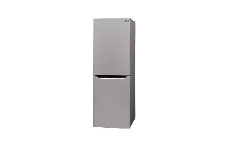 Model: LBNC10551V | LG 10.1 cu. ft. Capacity 2-Door Bottom Mount Refrigerator