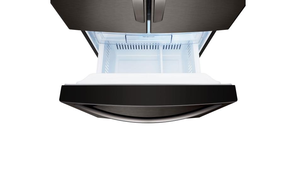Model: LFCS22520D | LG Black Stainless Steel Series 21 cu. ft. Large Capacity 30