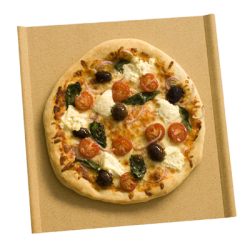 ILVE Clay Pizza Stone