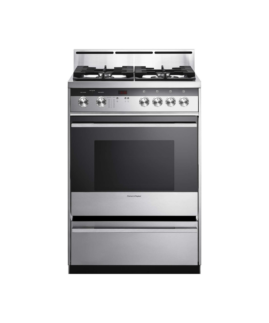 Fisher and Paykel SCRATCH AND DENT--Gas Range, 24