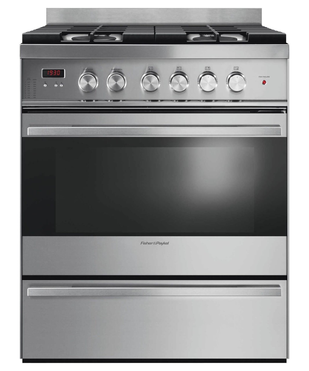 30 gas range thor gas range 30u201d fisher and paykel or30sdbmx1 rogers appliances