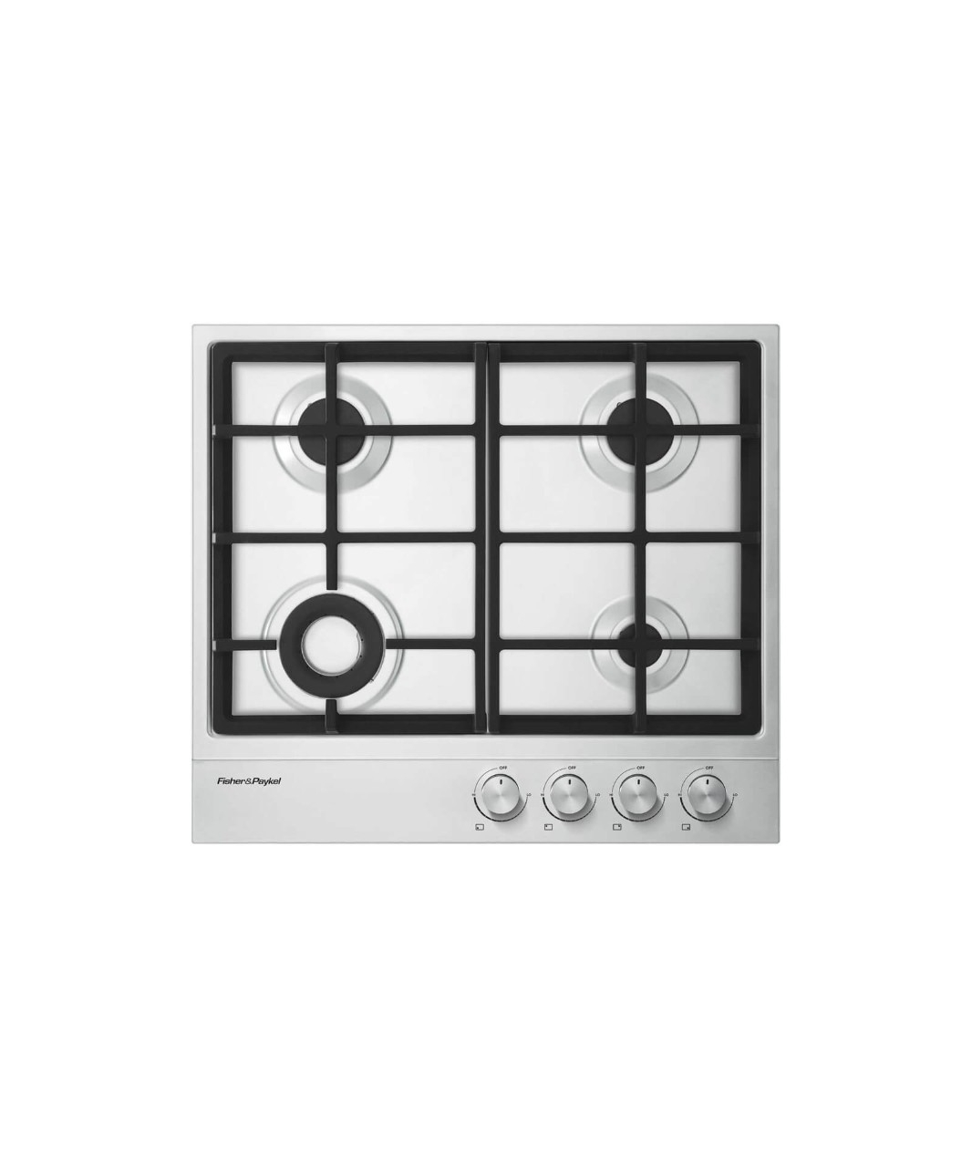 Gas on Steel Cooktop 24
