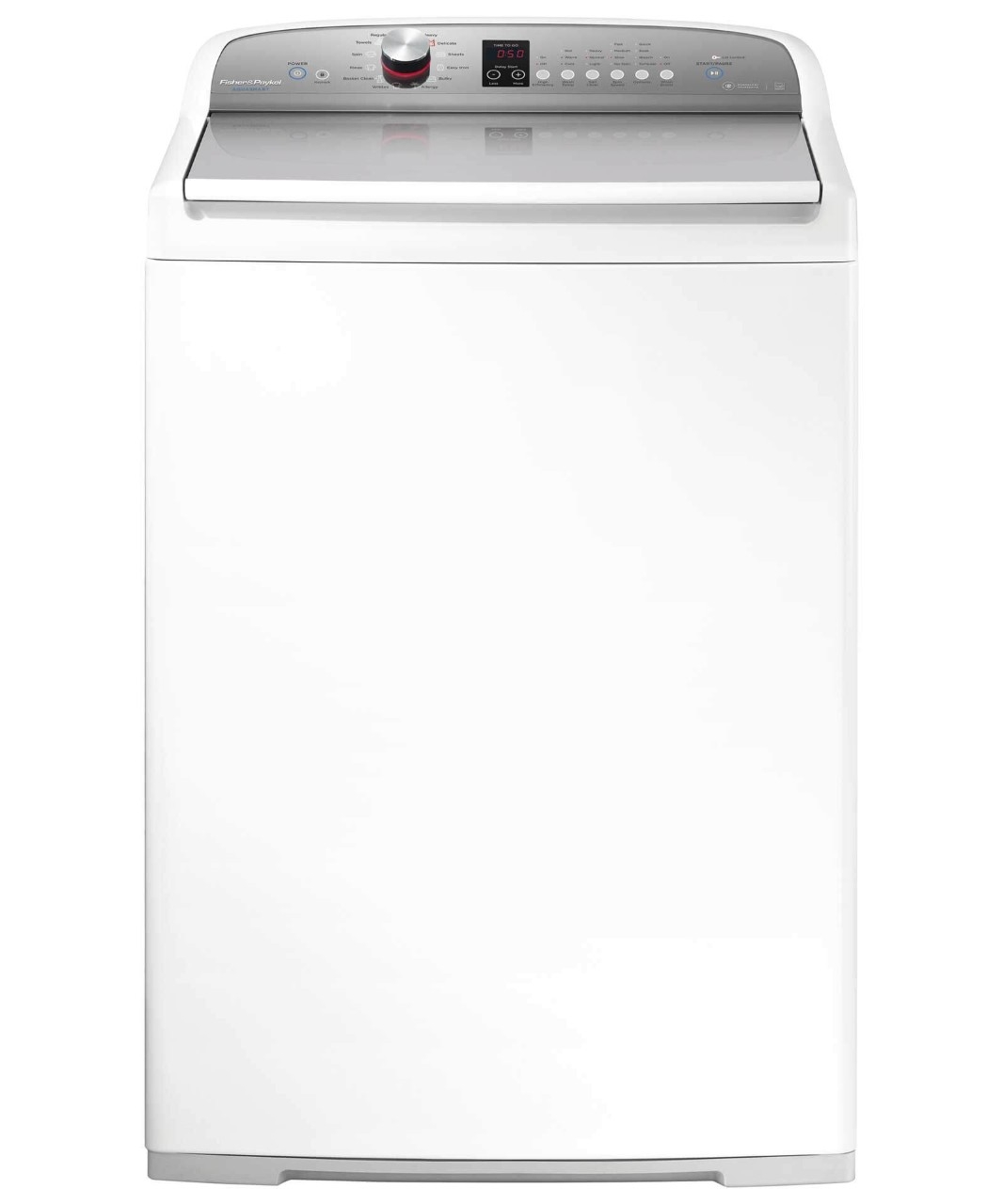 Top Loader Washing Machine, 4 cu ft AquaSmart™