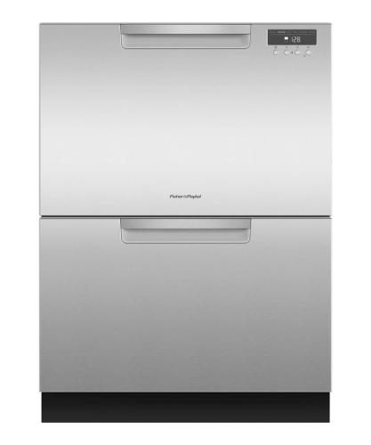 "Fisher and Paykel 24"" Double DishDrawerTM Dishwasher"