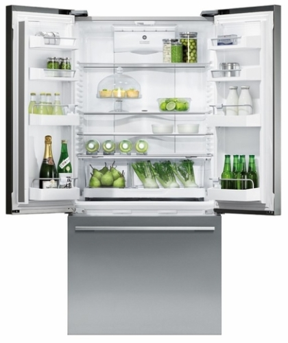 31 Inch Counter Depth French Door Refrigerator With ActiveSmart™ Technology