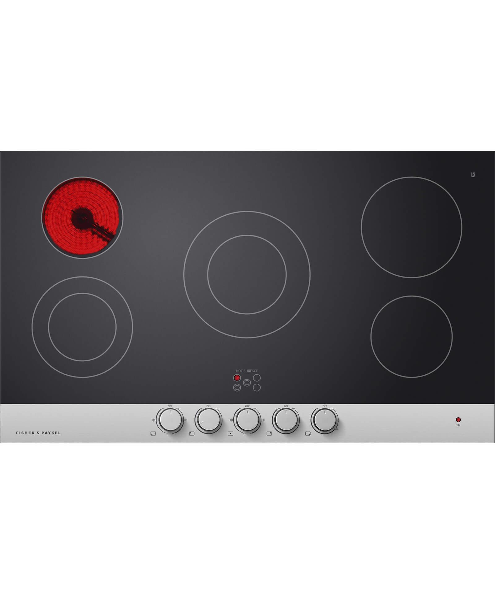Electric Cooktop 36