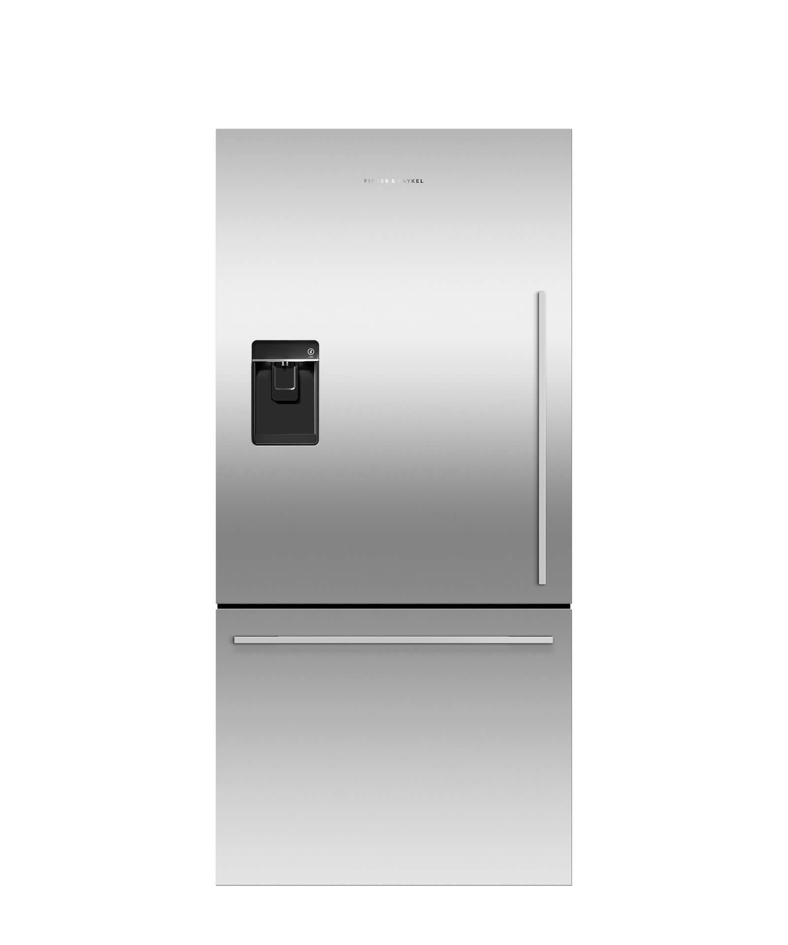 SCRATCH & DENT--Counter Depth Refrigerator 17 cu ft, Ice & Water