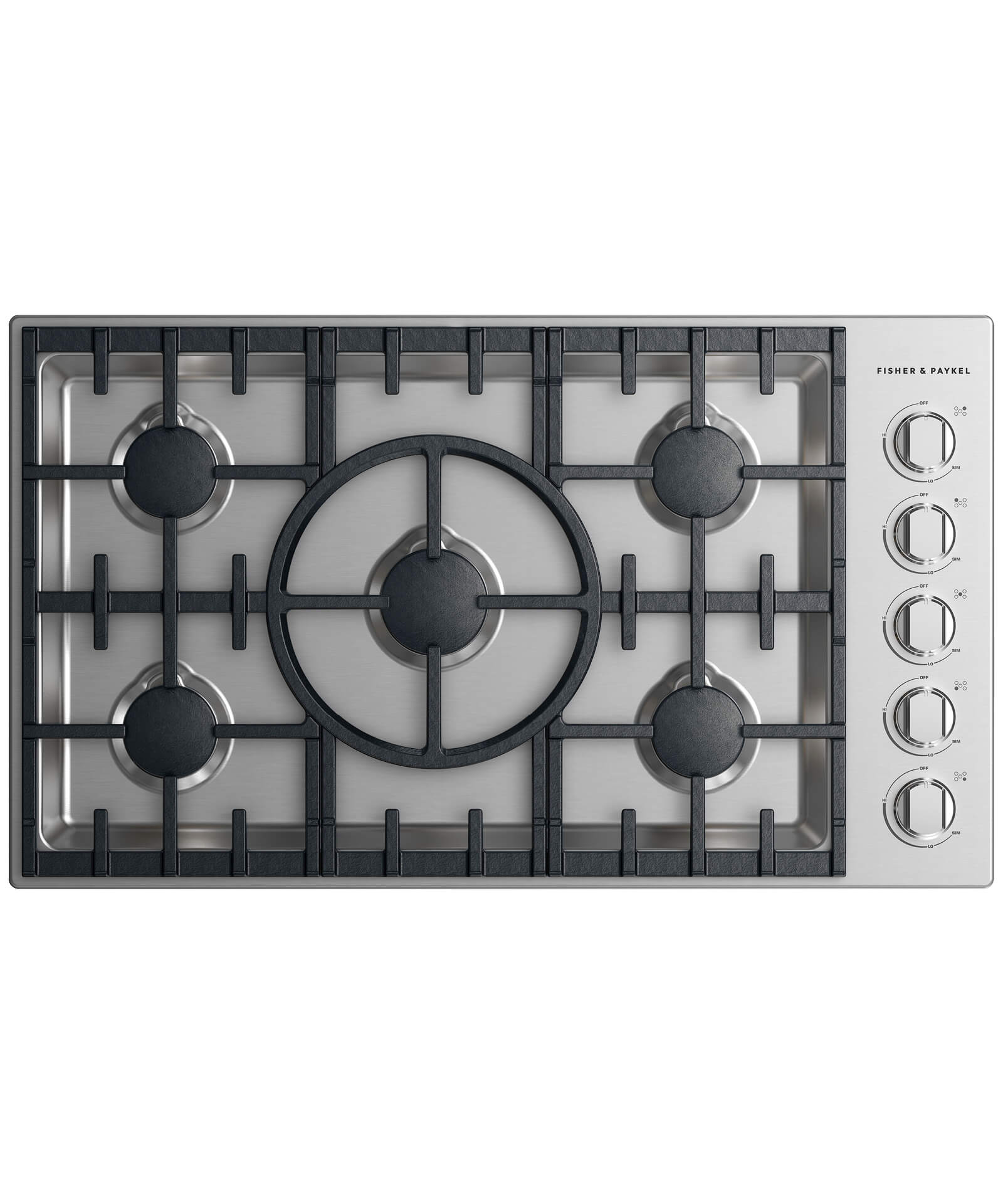 Gas Cooktop, 36