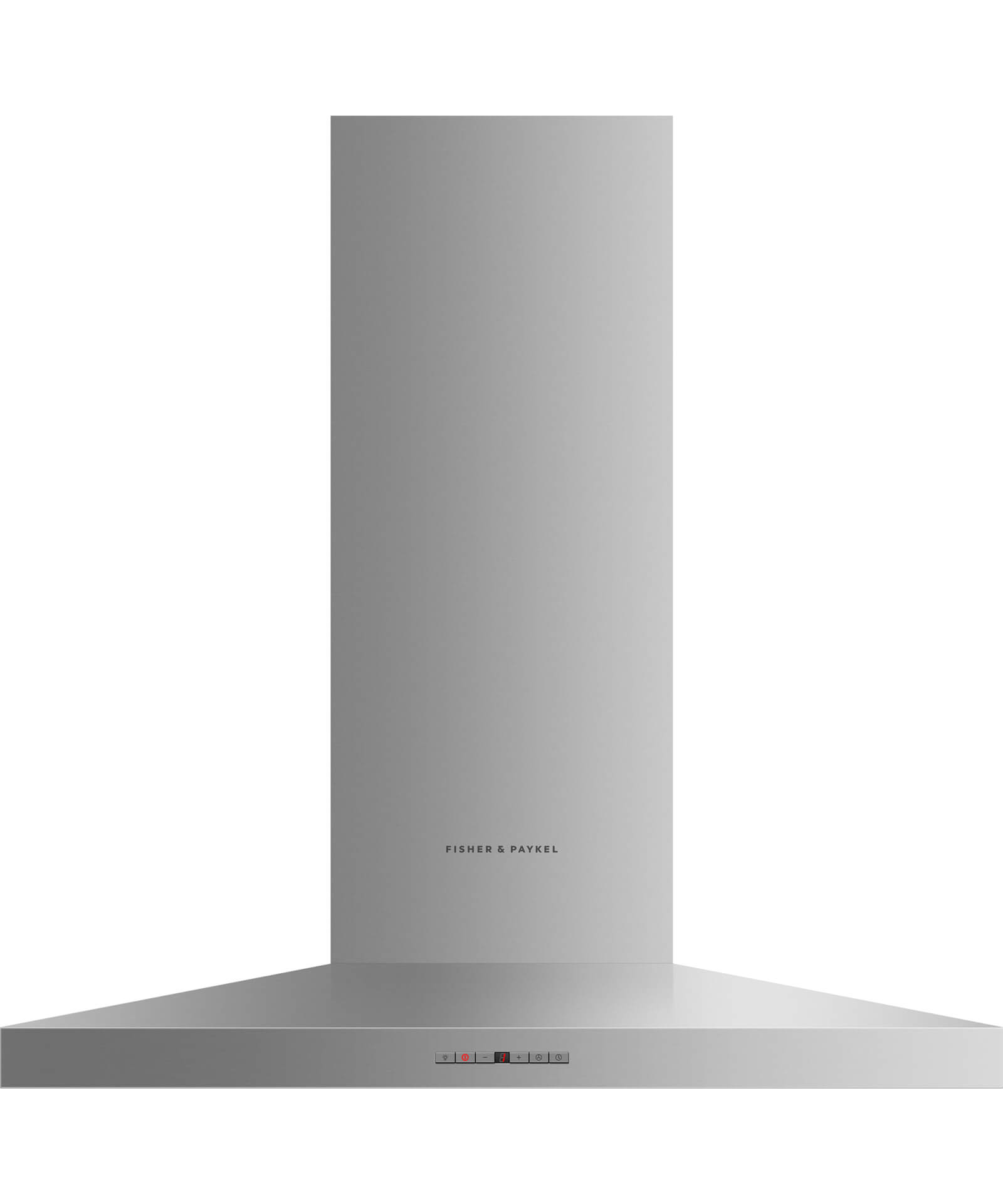 "Fisher and Paykel Wall Chimney Vent Hood, 36"", Pyramid"