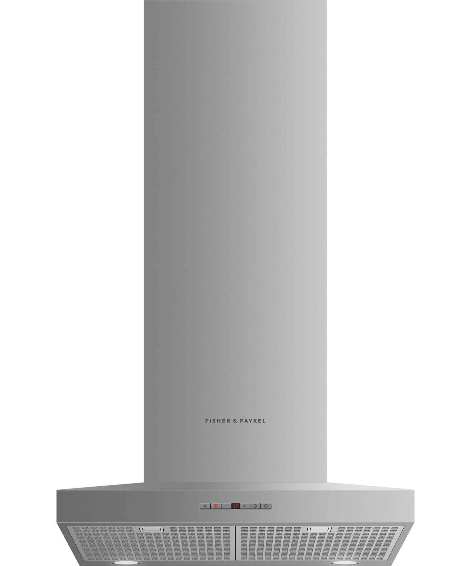 "Wall Chimney Vent Hood, 24"", Pyramid"