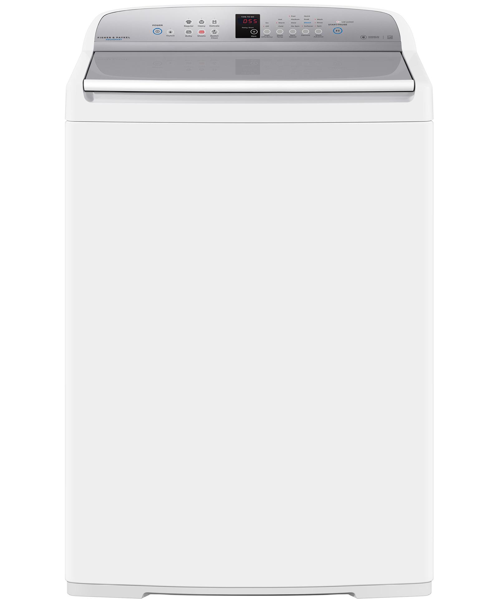Top Loader Washing Machine, 4 cu ft AquaSmart™ Eco