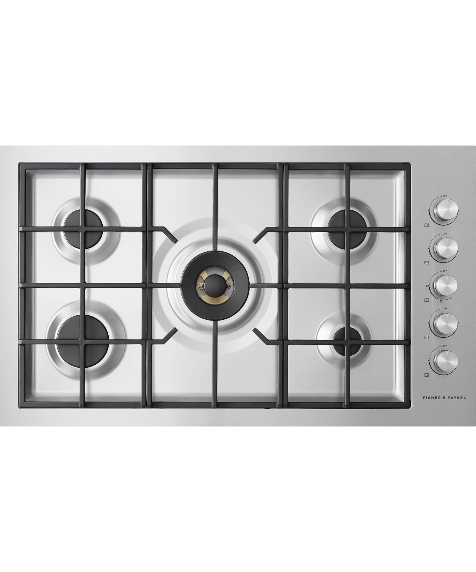 Gas on Steel Cooktop 36
