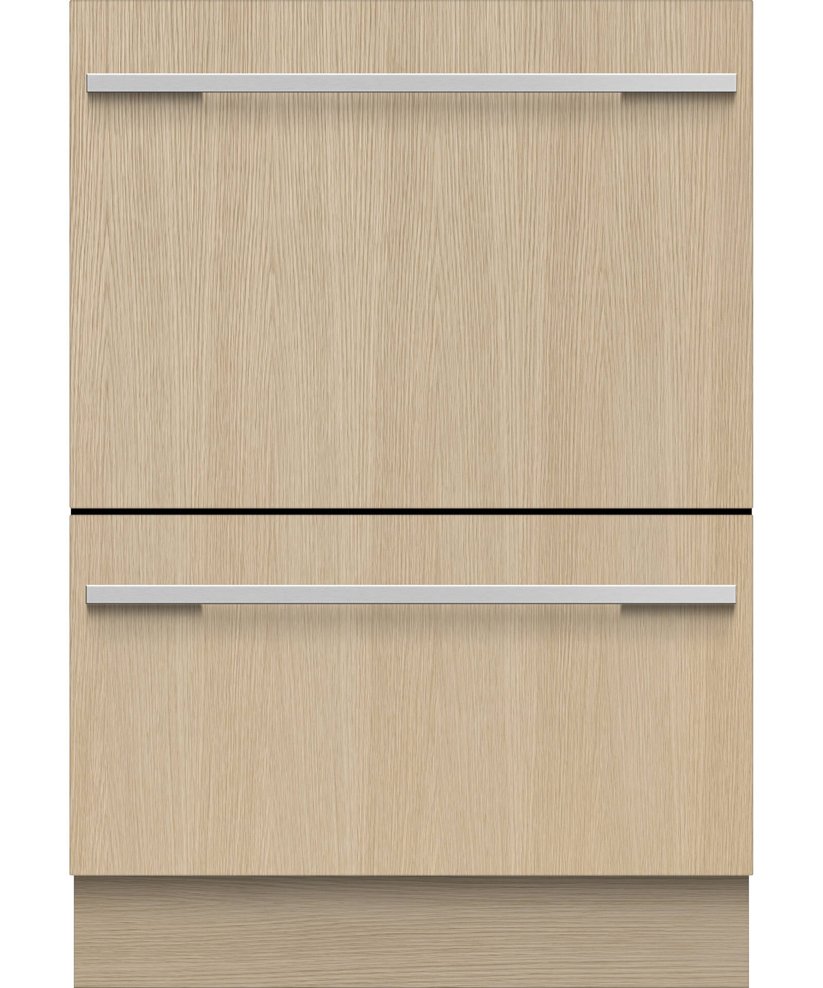 Double DishDrawer™, 14 Place Settings, Panel Ready (Tall)