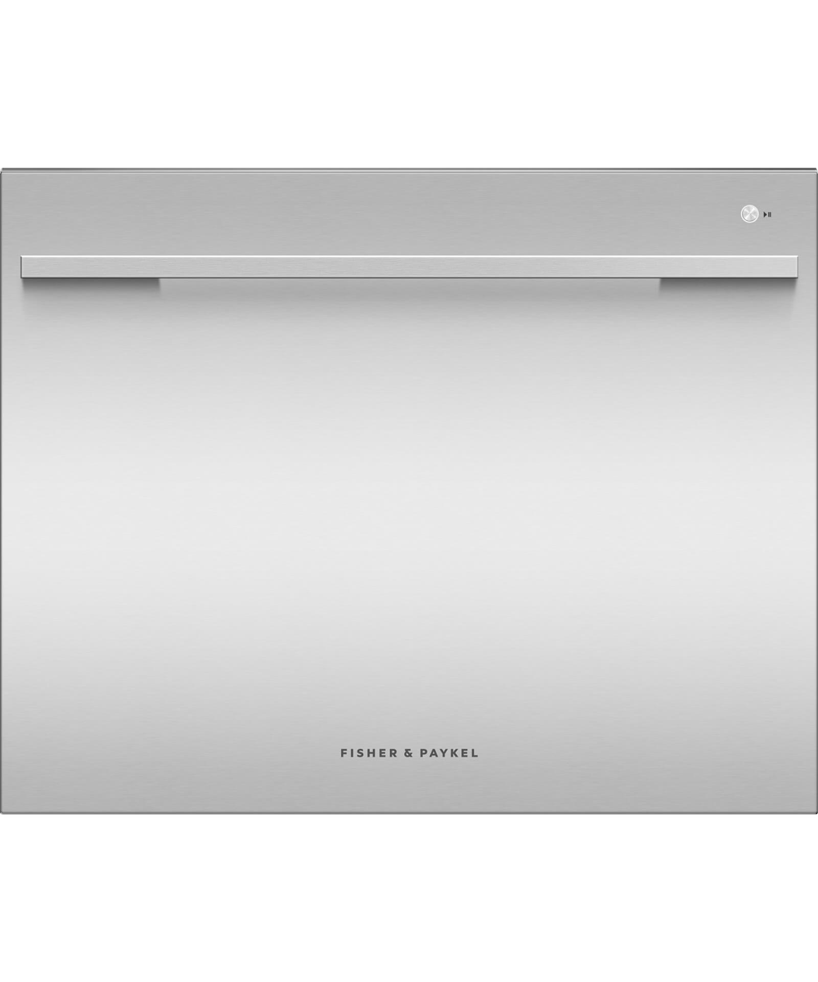 Single DishDrawer™ Dishwasher, 7 Place Settings, Sanitize (Tall)