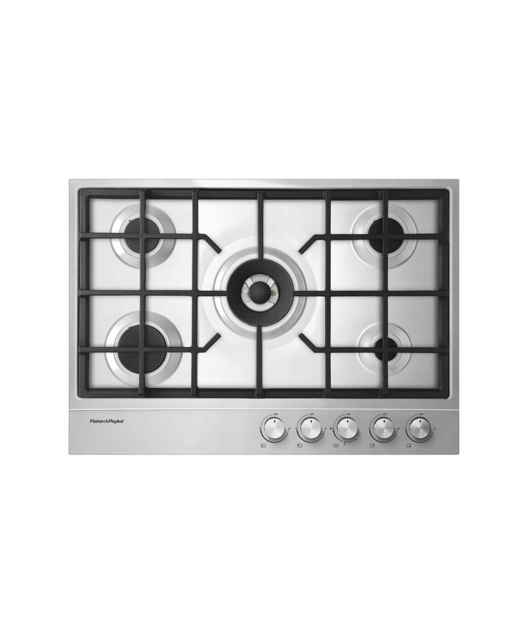 Gas on Steel Cooktop, 30