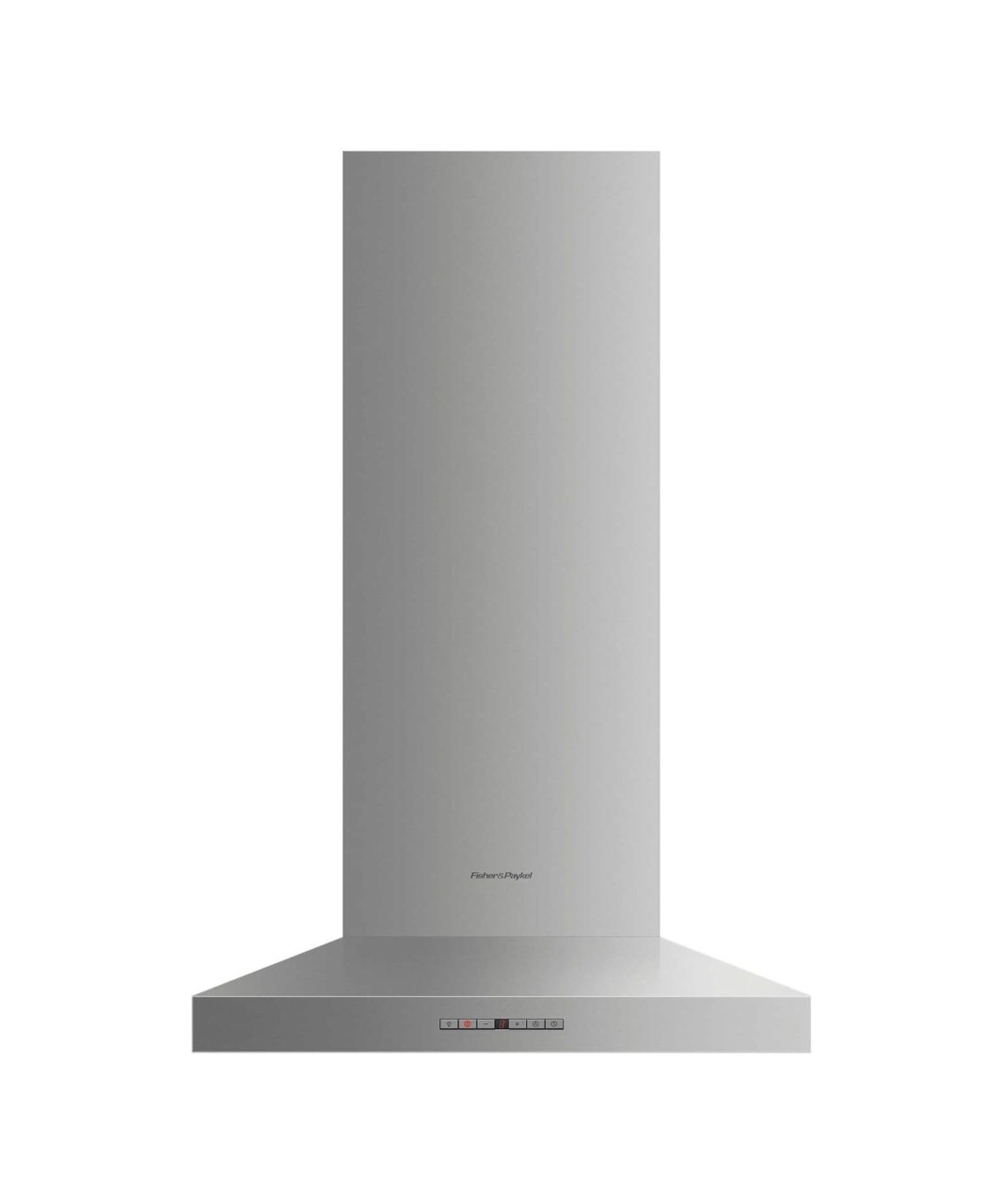 """Fisher and Paykel 24"""" Wall Chimney Pyramid Venthood"""