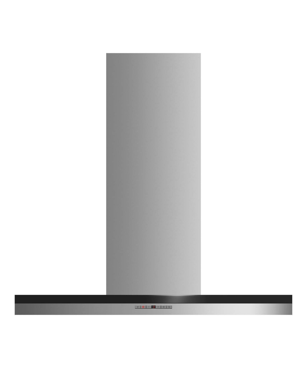 "Fisher and Paykel Wall Chimney Vent Hood, 36"", Box"