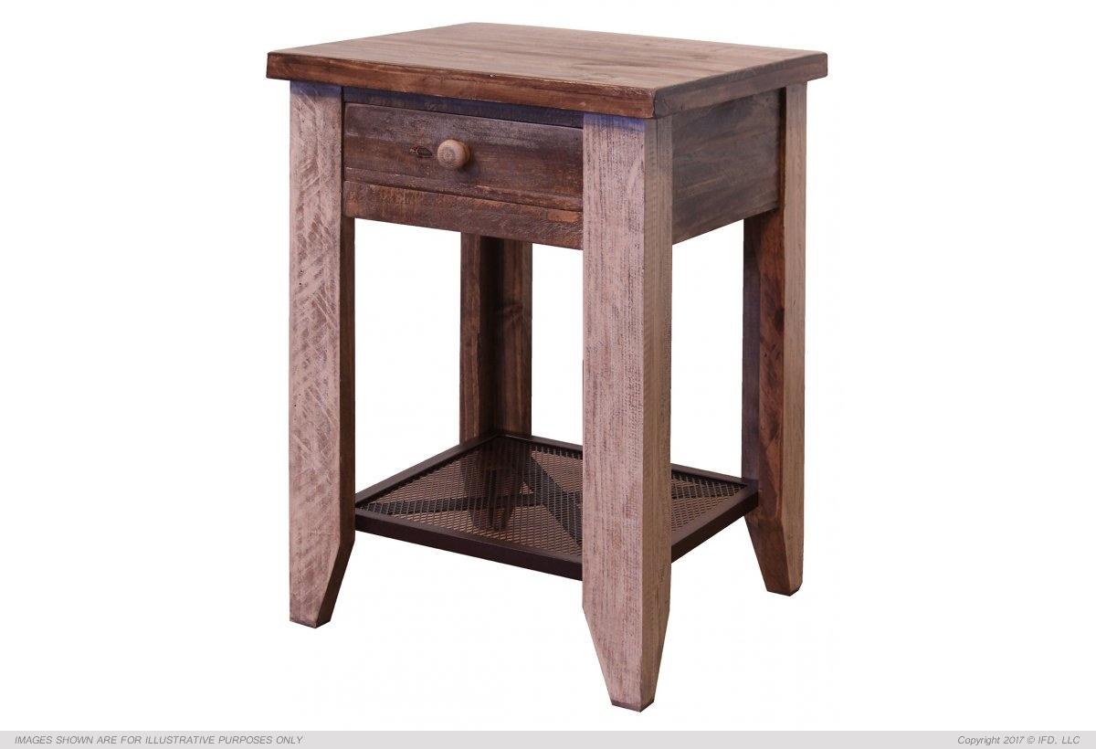 Model: IFD963CKTL | International Furniture Cocktail Table w/4 Drawers_x000D_ 61 lb