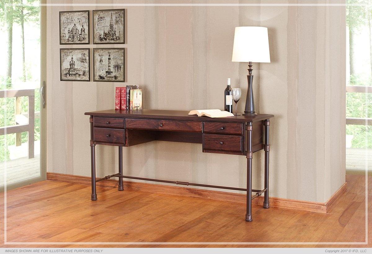 Writing Desk, Mango Wood_x000D_ 97 lb
