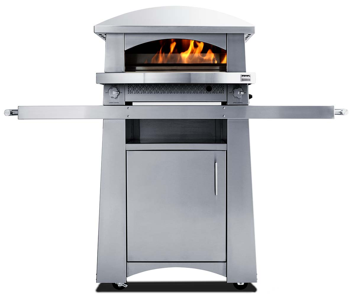 Artisan Fire Pizza Oven Cart