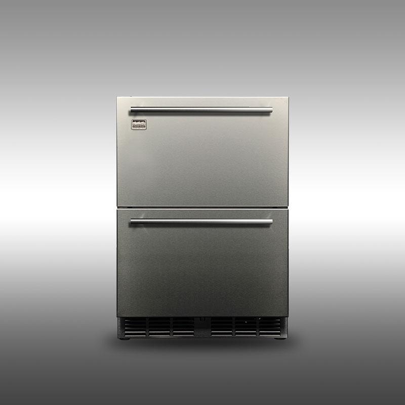 """Kalamazoo Kalamazoo 24"""" Outdoor Refrigerator / Freezer Drawers"""