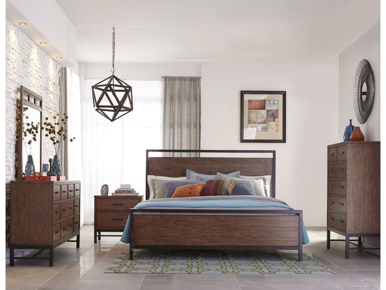 Klaussner 710-050 Queen Bed