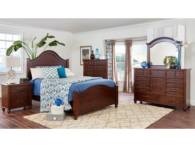 Klaussner 62  426-150 Queen Storage Bed