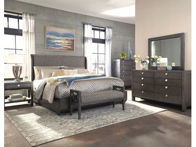 Model: Music City-38  925-670 Nightstand | Klaussner 38  925-670 Nightstand