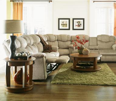 La-Z-Boy - 440515 - Lancer La-Z-Time® Full Reclining Sofa   Reese ...