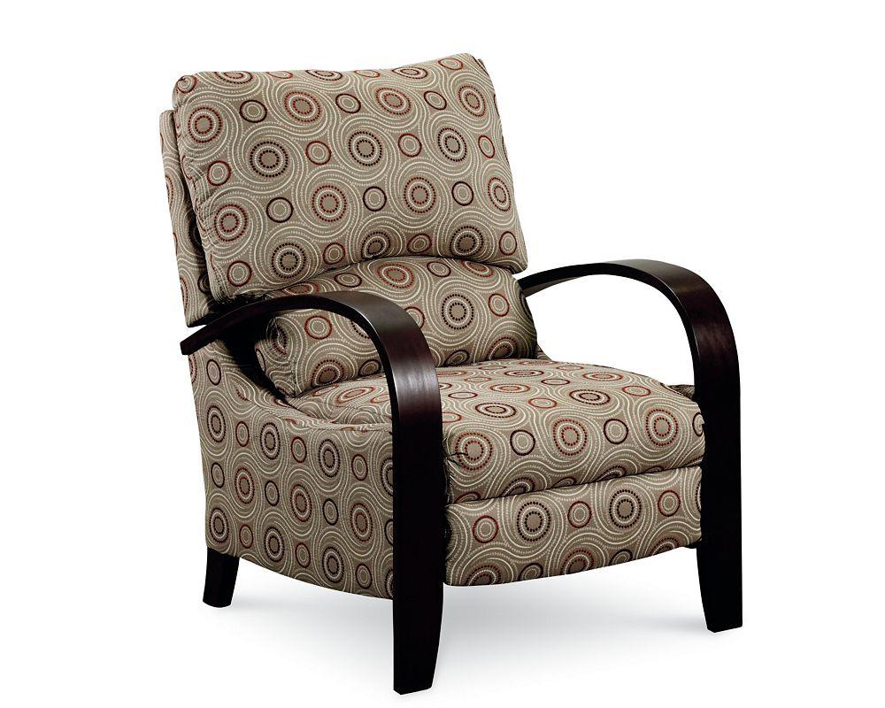 Lane 2595 Julia High Leg Recliner 2595 Mundel S Furniture Appliance