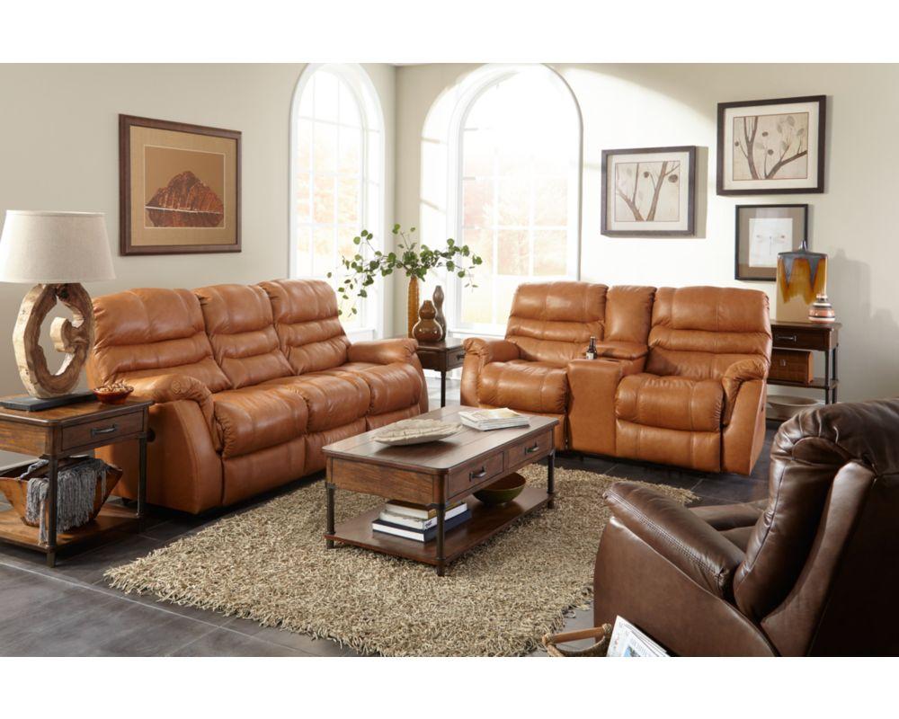 Lane 328 39 Garrett Double Reclining Sofa Mundel S Furniture
