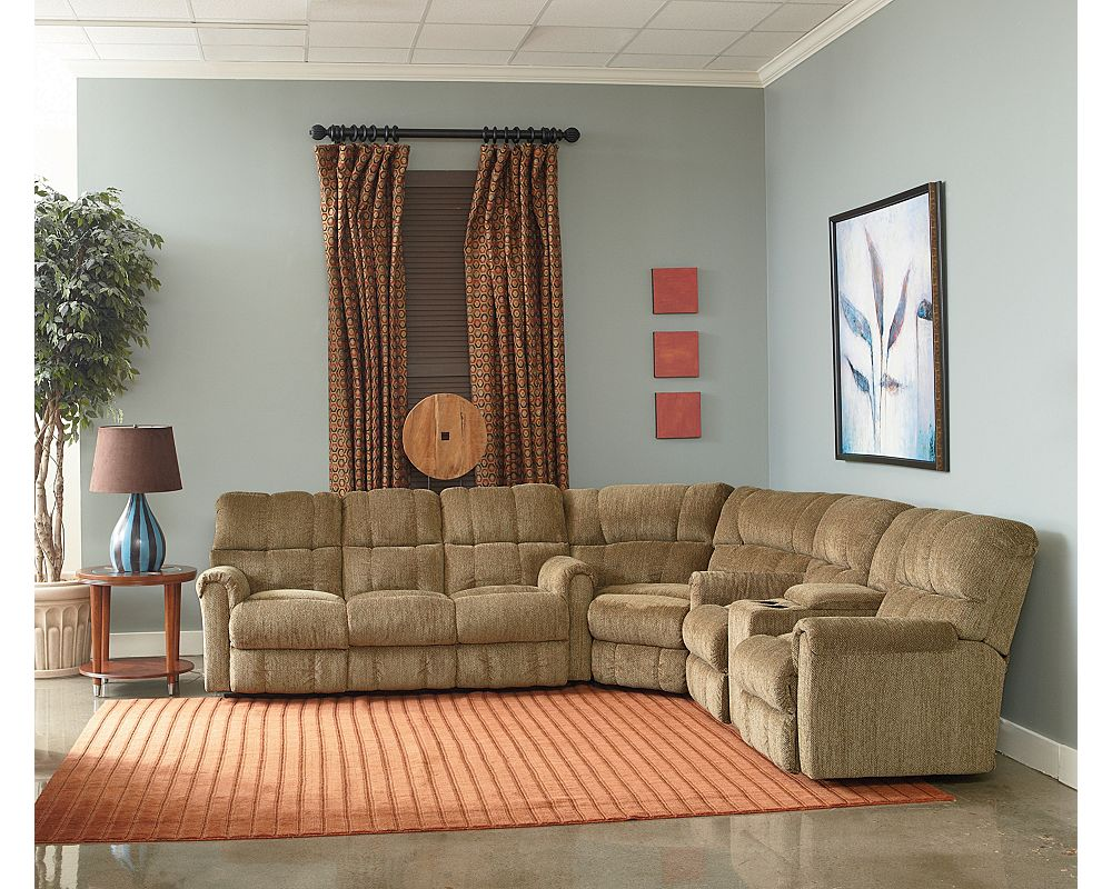 Griffin Double Reclining Sofa