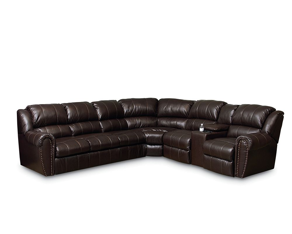 Lane Summerlin Right-Arm Facing Sleeper Sofa, Queen