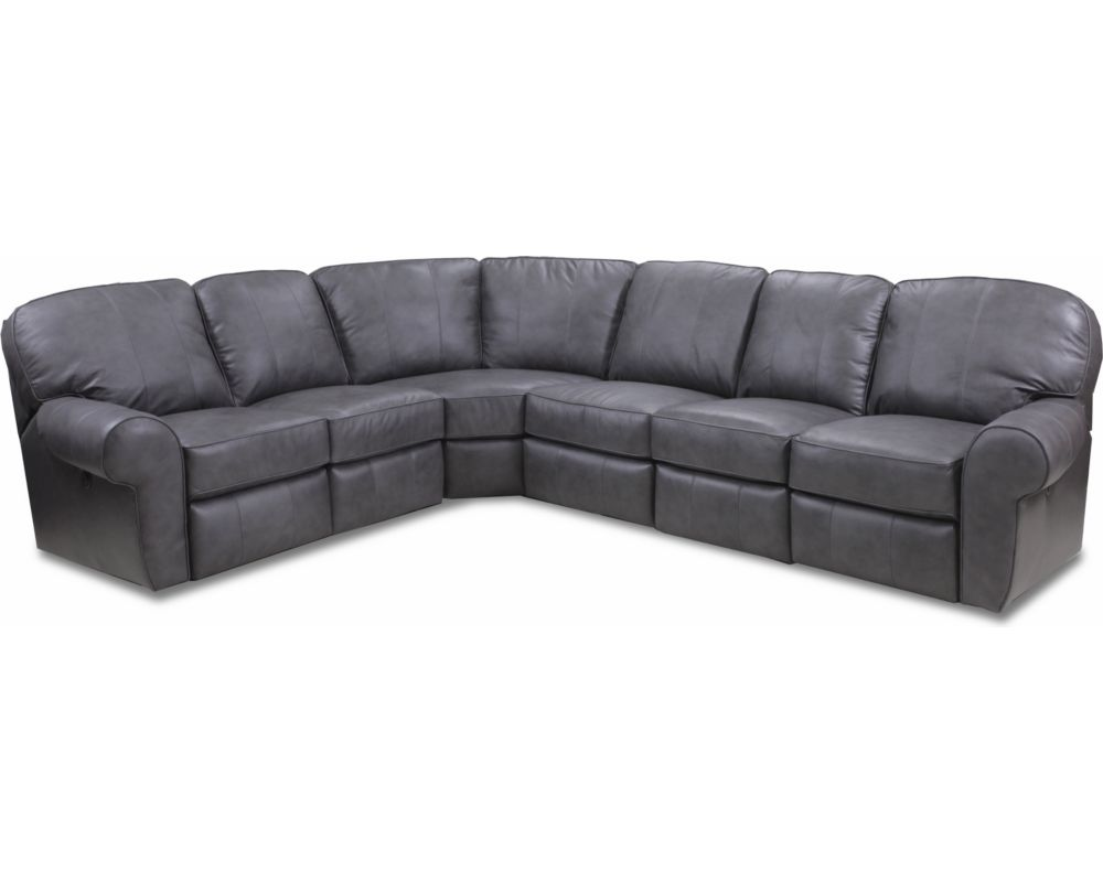 Megan Left-Arm Facing Loveseat With Recliner (Power)