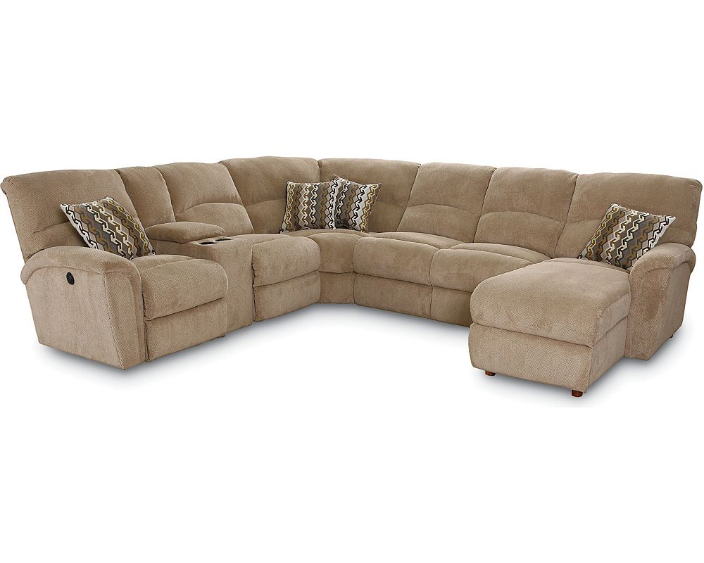 Grand Torino Right-Arm Facing Loveseat with Recliner (Power)