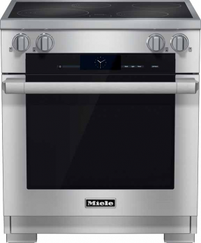 Miele HR1622 2I 30 inch range Induction