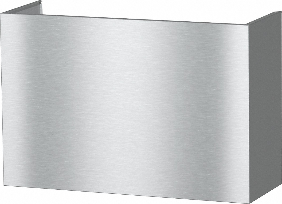 Miele - DRDC 3624 - Duct Cover Chimney for concealing the ducting ...