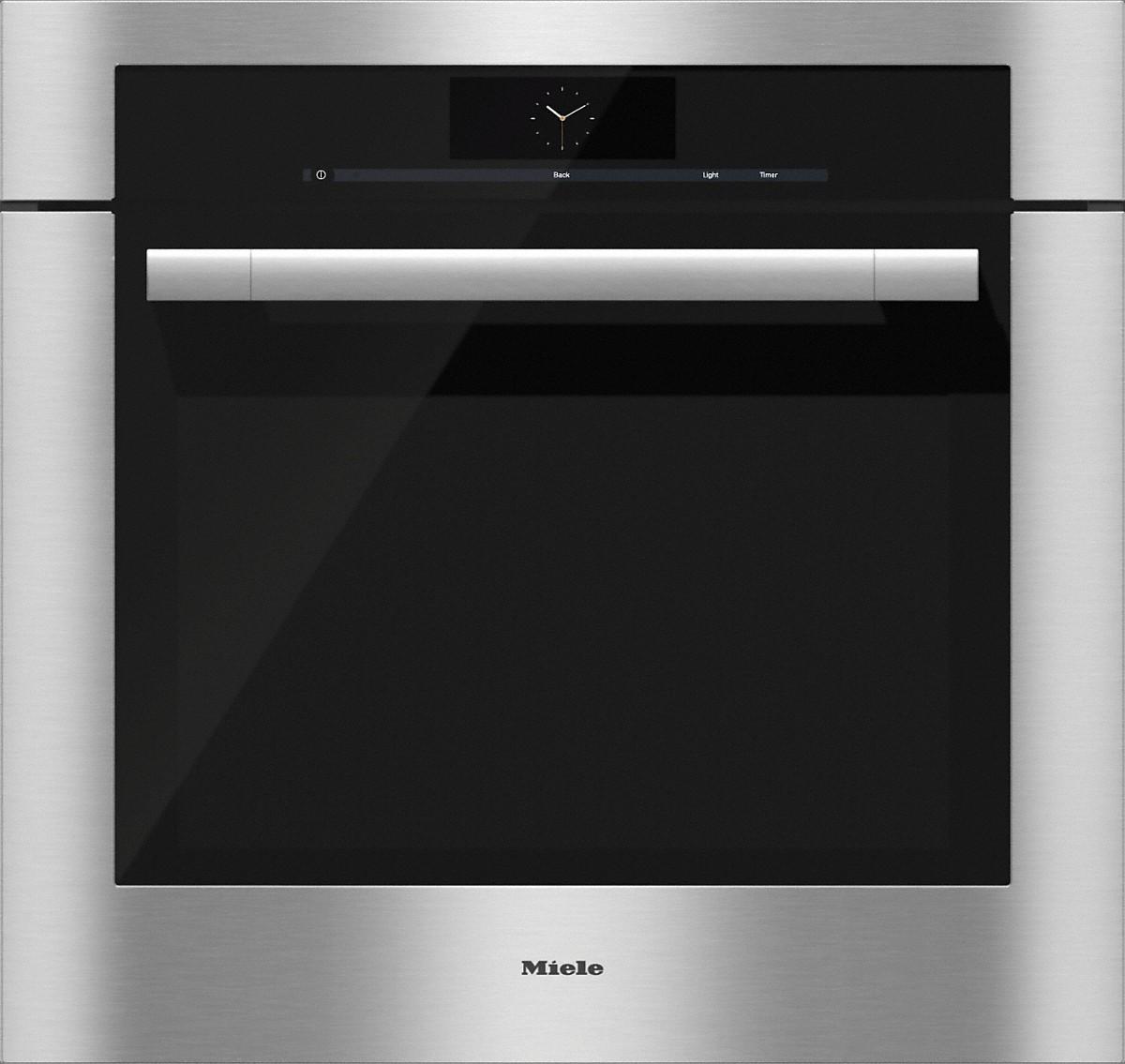 "Miele 30"" Single Wall Oven           H 6780-2 BP"