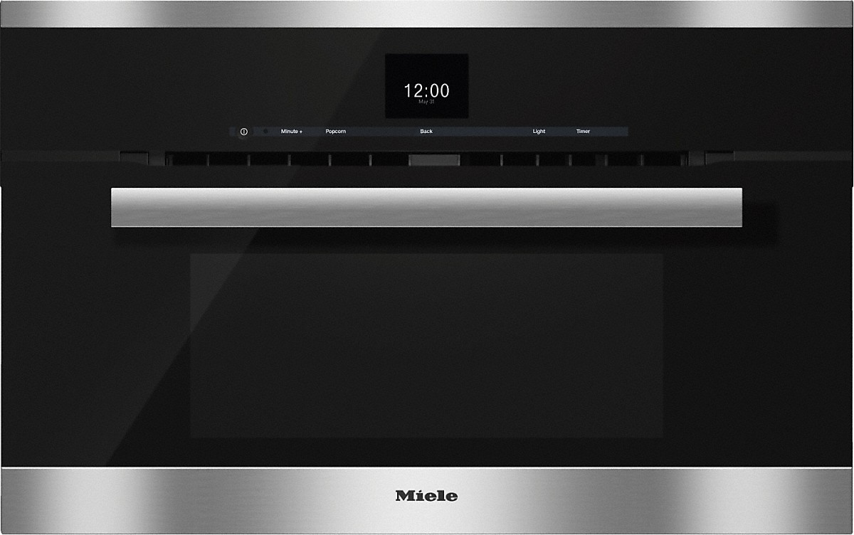 """Miele H 6670 BM 30"""" Speed Oven"""
