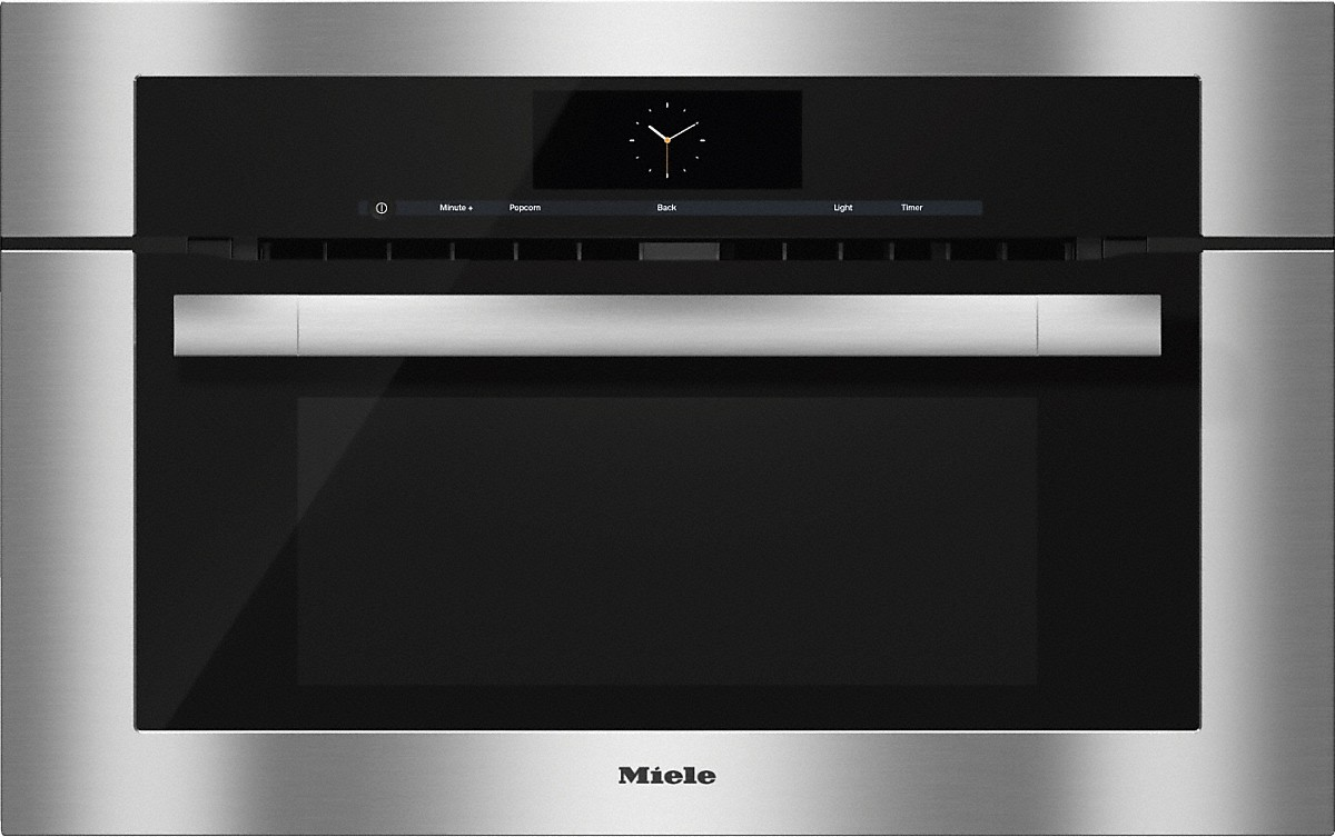 """Miele H 6770 BM 30"""" Speed Oven"""