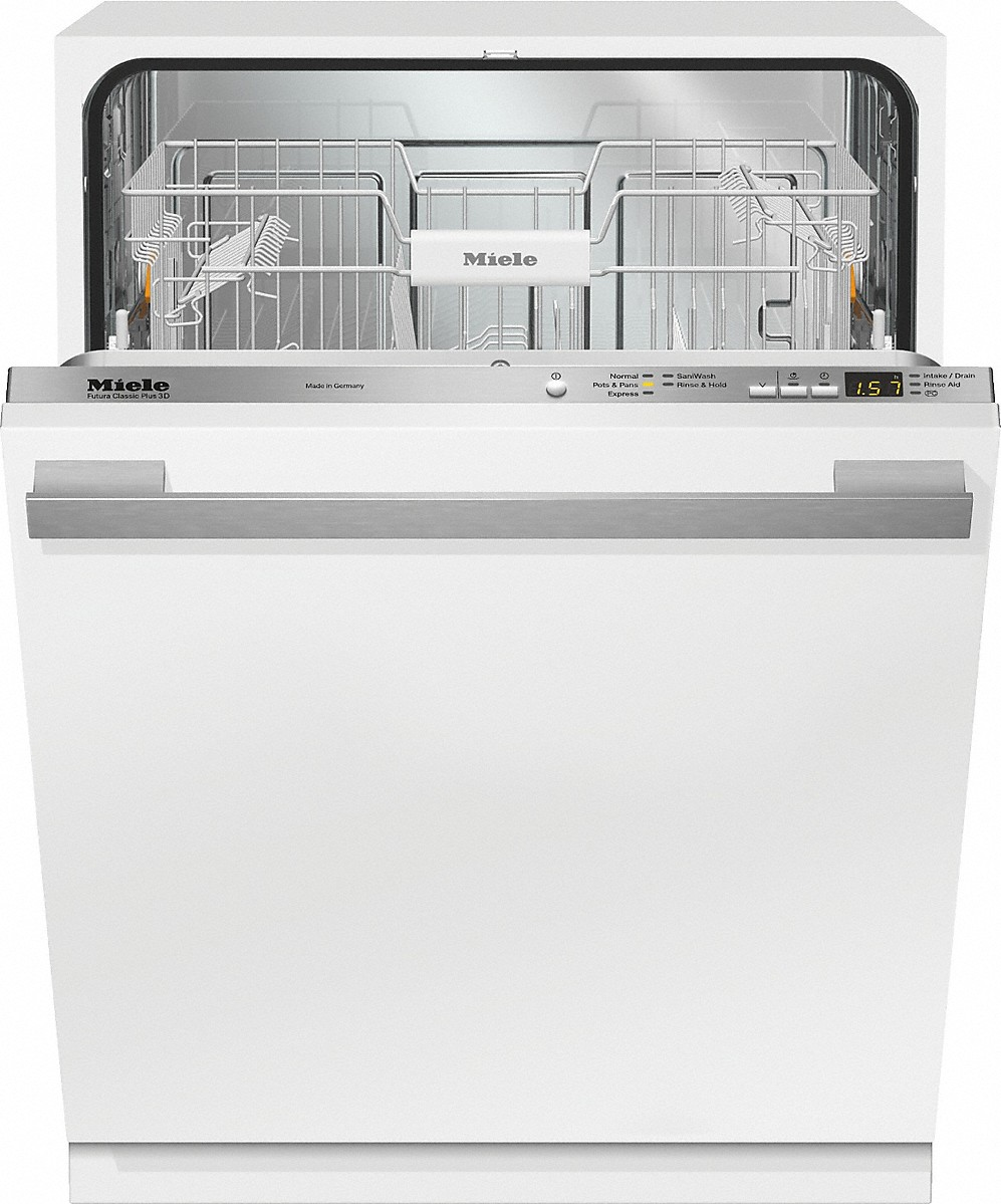 G4998Vi Fully-integrated, full-size dishwasher with hidden control panel