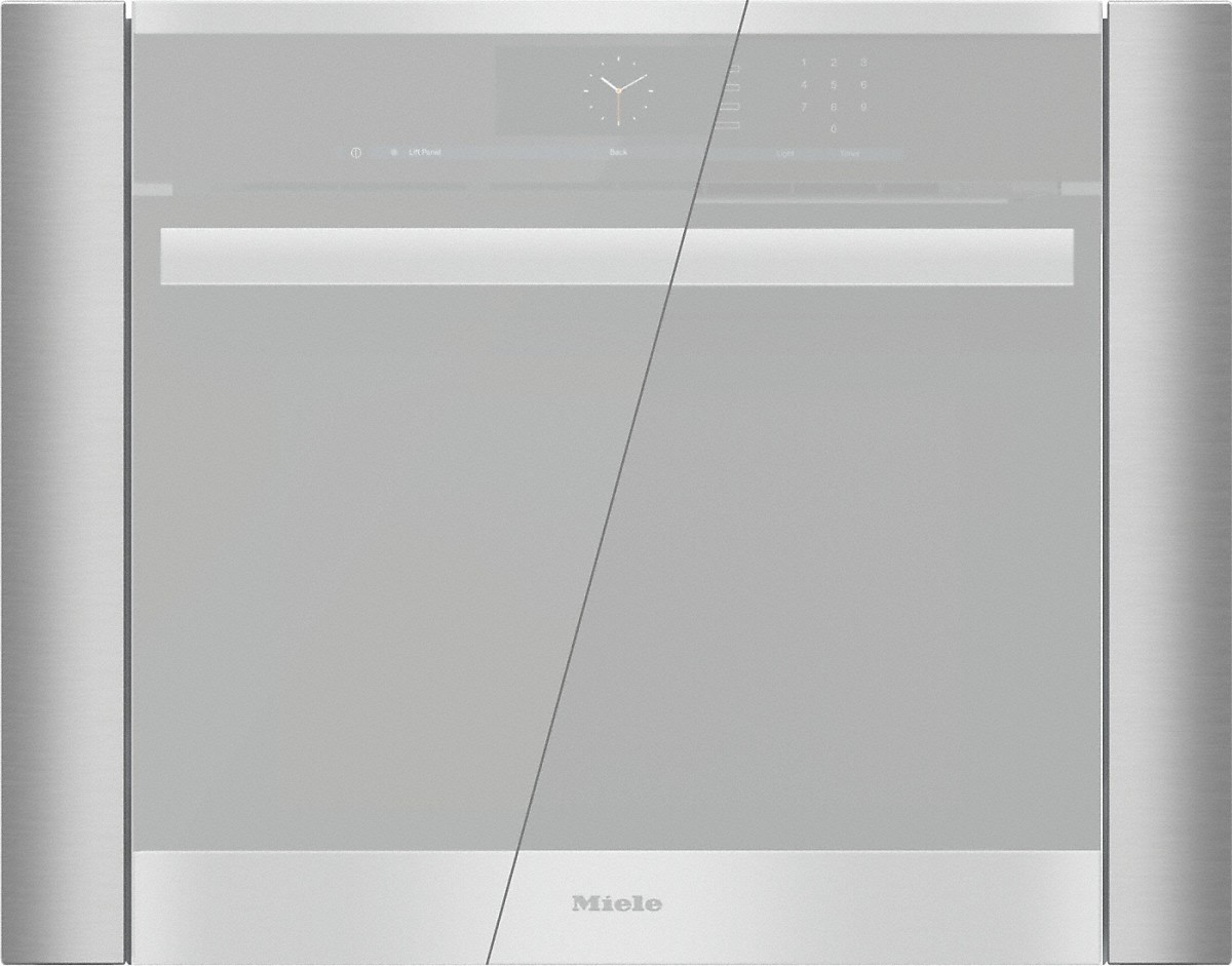 "Model: 22996001USA | Miele Trim kit for 30"" niche for installation of a convection oven/combi-steam oven 24"" width x 24"" height"