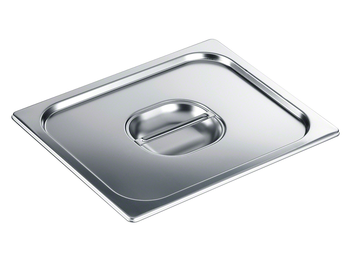 Miele Stainless steel lid with handle for steam oven pan