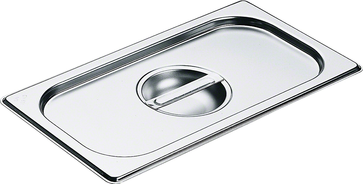 Miele Stainless steel lid with handlefor steam oven pan