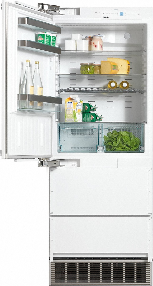 PerfectCool fridge-freezermaximum convenience thanks to generous large capacity and ice maker.